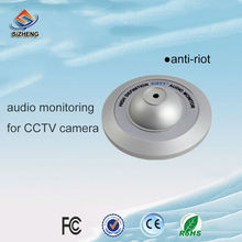 SIZHENG cctv audio pickups security ip camera microphone sensitivity sound monitor low noise for video surveillance