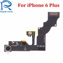 "20pcs/Lot New Light Proximity Sensor Flex Cable With Front Facing Camera Microphone Assembly For iPhone 6 Plus 5.5""(China)"