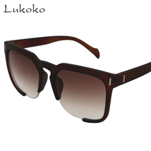 Lukoko UV400 Cheap Sunglasses China Ladies Sunglasses 2017 Women Luxury Brand Designer High Quality Lunette Femme Gunes Gozlugu