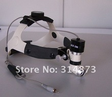 Free Shipping High power,High brightness,Aluminum cooling structure,5W,KD-202A-6 Dental Medical Surgical Headlight headlamp