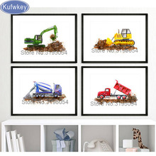 5D DIY diamond embroidery Truck Pictures,full diamond painting Truck Cross Stitch Rhinestone mosaic home decoration boy room art(China)