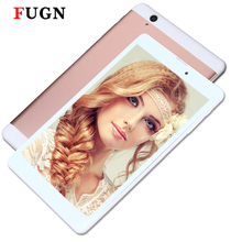 FUGN 8 inch Kids Android Tablet PC GPS WiFi 3G SIM Card Dual Cameras Drawing Tablet 4GB RAM 64GB ROM Smart Tablet 7 9 10 10.1''