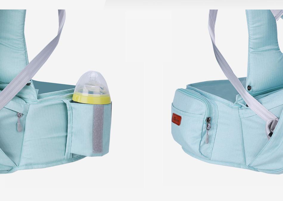 SUNVENO حقيبة وحمالة اطفال 20
