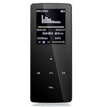 "ONN W6 Bluetooth MP3 Player Sport 8GB 1.8"" Screen high quality lossless Music Player Recorder ebook FM Radio(Hong Kong)"