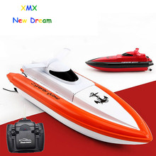 2017 Limited Mini Remote Control Bait Boat New Radio Control Rc N800 Speed Boat Remote Lithium Battery Electric Ship Dual Motor(China)