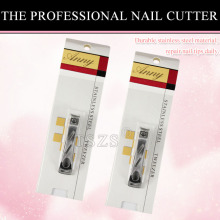 1pcs/lot New Fashion Nail Art Supplies Beautiful Lady Best Nail Cutter(China)
