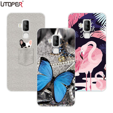 Buy UTOPER Case Homtom s8 Case Silicon Capa Homtom s8 Cover Case Fashion Animal Flower Printed Coque Homtom S8 Funda for $1.39 in AliExpress store