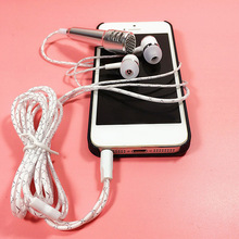Besegad Mini Mobile Cell Phone Recording Condenser Microphone Microfone Mic Earphone for Computer Laptop Tablet Skype Conference(China)
