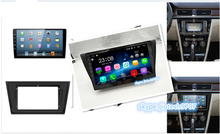 Latest Double DIN Quad Core HD Big Screen for VW 10.2 inch touch Screen Android for Volkswagen Bora 2016 2017 Car Radio GPS DVD