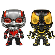 Marvel Super Hero Select  Funko Pop Ant-Man Ant Man Antman Action Figure  Doll Toy