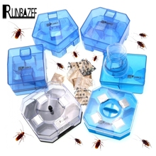RUNBAZEF Cockroach Trap Sixth Generation Upgrade Safe Efficient Anti Cockroach Killer Plus Large Repeller No Pollute Pest Reject