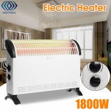 Household Heater 1800W 220V Electric Heater Convection Warm Air Blower Instant Heat Living Room Home Keep Warm(China)