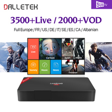 Buy French Arabic IPTV 1 Year SUBTV Code Subscription 3500+ Channels Leadcool Pro Android 6.0 TV Box Europe Turkish Germany IPTV Box for $94.15 in AliExpress store
