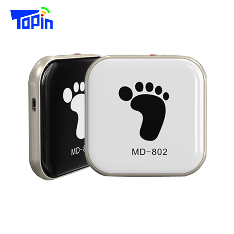 Ultra Thin Mini GPS Tracker Portable Personal Locator GPS+ AGPS+LBS+Wifi Geo-fence Real-time Call Tracking for Kids Car Vehicle(China (Mainland))