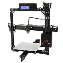 Anet A2 Intelligent 3D Desktop Printer LCD Screen Display Optional High Accuracy Technical 3D DIY Printer for ABS HIPS PLA