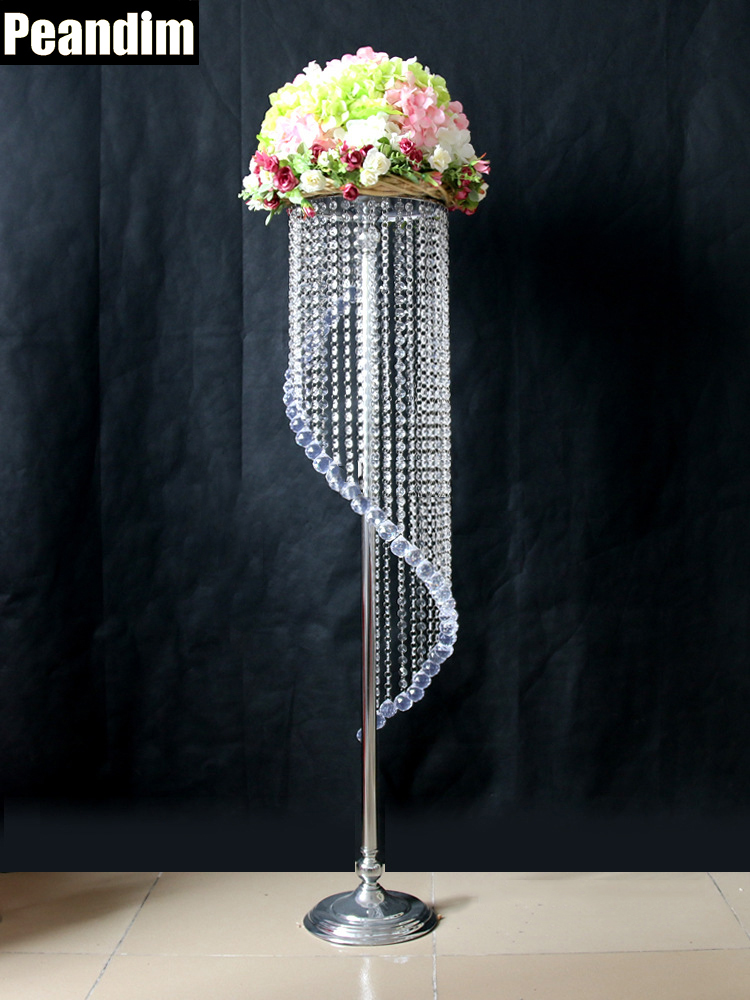 Online buy wholesale tall centerpieces from china tall for Buy wedding centerpieces