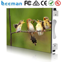 Leemandisplay P8 video outdoor ultra slim led display small progammable advertising rental digital display LED screen