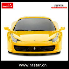Rastar licensed 1:24 Ferrari 458 Italia Multi-function ABS remote control vehicle cars for children Christmas present 46600(China)