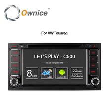 Ownice Android 6.0 4G SIM LTE Octa Core 2G RAM Car DVD GPS Radio for Volkswagen Touareg T5 Transporter Multivan 2004-2011 Stereo