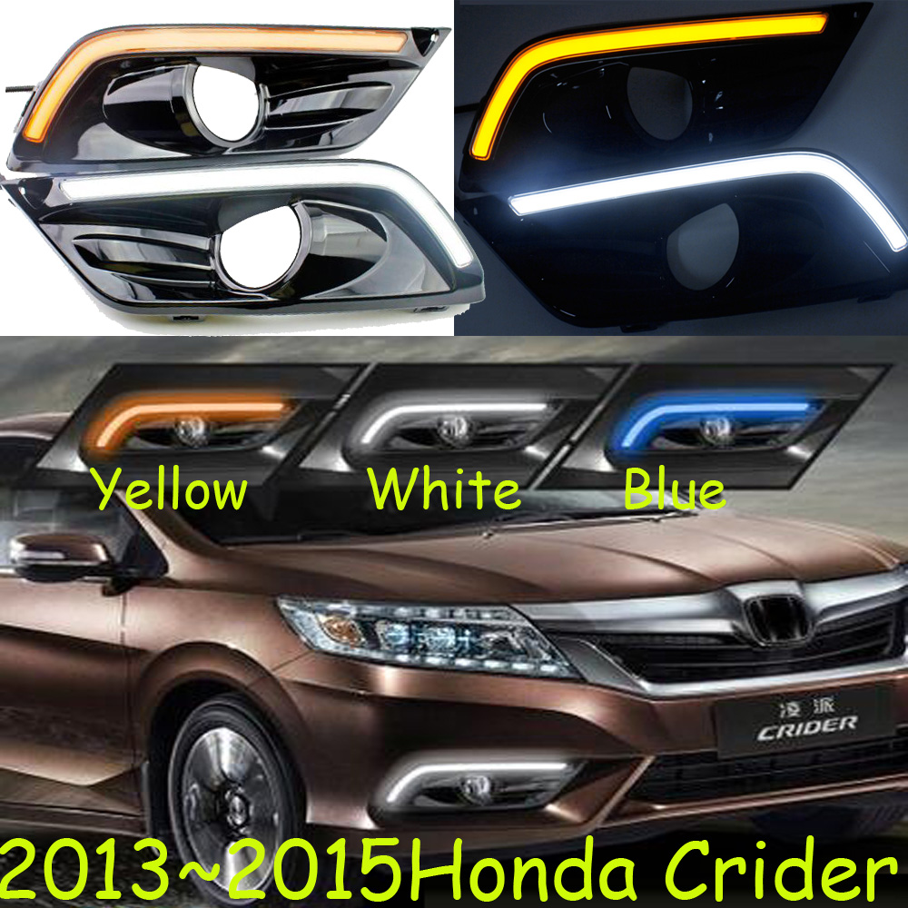 LED headlight Kit,car daytime light,2013~2016,chrome,LED,Free ship!2pcs,car-detector,car fog light<br>