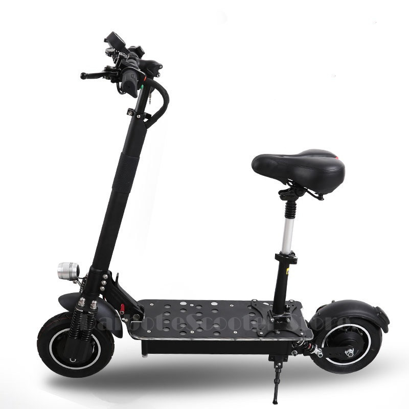 UBGO Powerful Electric Scooter 10 Inch 52V60V Two Wheel Electric Scooters Double Drive Electric Scooter 2000W Motor for Adults (3)