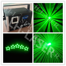 1000mw New green animation laser stage light disco laser light stage light with SD card