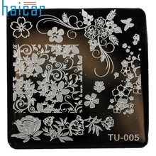 Pattern DIY Nail Art Image Stamp Stamping Plates Manicure Template 6608