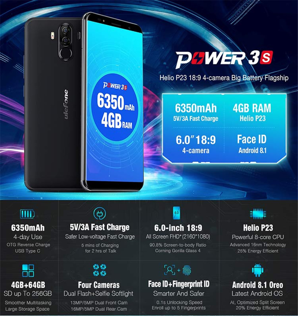 ULEFONE POWER 3S (1)