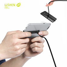 Buy WSKEN Type C USB Cable Hand Tour Fast Charging Data Cable Samsung Xiaomi Huawei Honor Sony Nokia OnePlus Mobile Phone Cable for $7.99 in AliExpress store