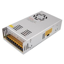 Foreign trade supply CE ROHS certification 12V30A 360W foot power LED equipment monitoring security switching power supply