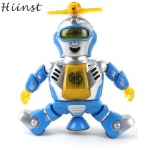 HIINST MallToy Factory Price Electronic Walking Dancing Smart Space Robot Astronaut Kids Music Light Toys  WholesaleAug14