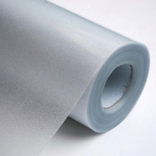 1 Roll Frosted Privacy Frost Home Bedroom Bathroom Glass Window Film Sticker Store 48