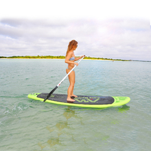 300*75*10cm AQUA MARINA BREEZE inflatable SUP stand up paddle board surf board surfboard fishing kayak inflatable boat leg leash