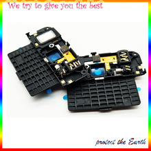 Original New For Motorola Droid Turbo XT1254 Rear Speaker Buzzer Loud Speaker With Flex Cable Replacement Parts(China)