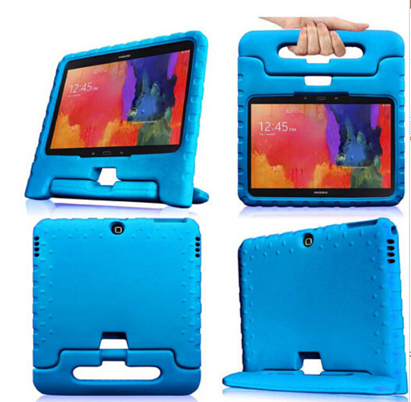 For Samsung Galaxy Tab 3 10.1 P5200 P5210 P5220/Tab 4 T530 T531 T535 tablet case Non-Toxic EVA Kids Shockproof Stand+stylus<br><br>Aliexpress