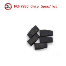 HOT!!! 5pcs/lot PCF7935AS PCF7935AA Transponder chip PCF 7935 as pcf7935 carbon free shipping(China)