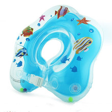 iEndyCn Baby Swimming Pool Accessories Adjustable Double Protection Swim Ring Children's Neck GXY112(China)