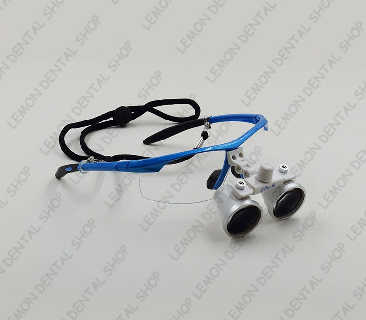 2.5x  Good quality Anti-fog Dental Clinical Surgical Medical Binocular Loupes Glasses<br>