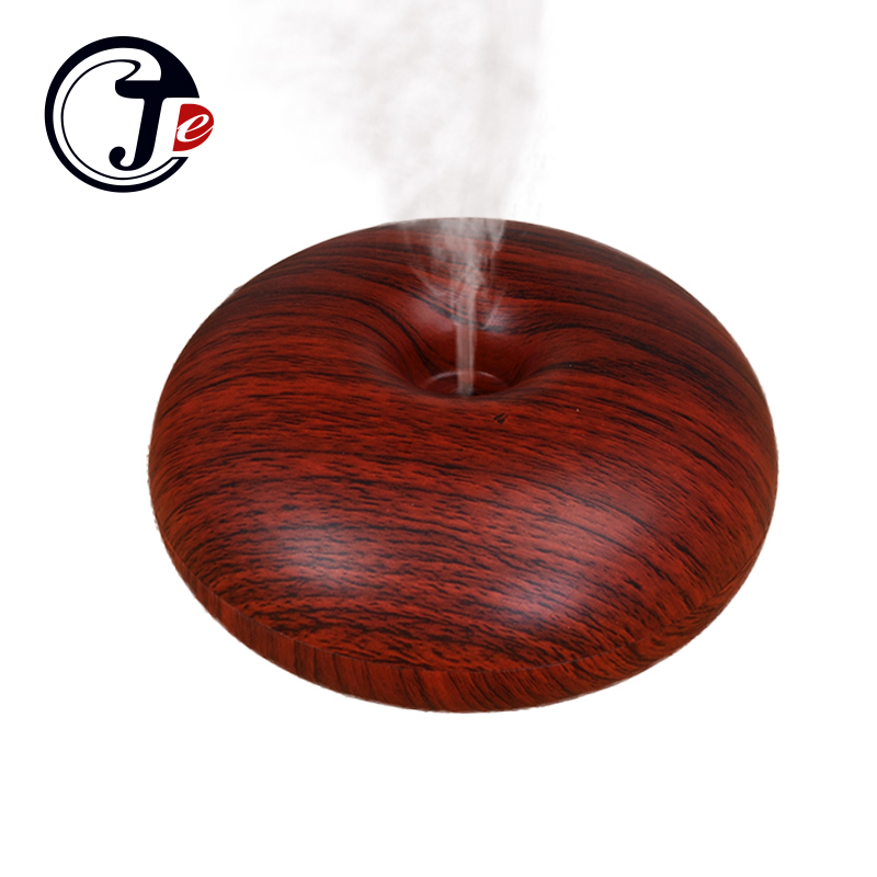 Original Ultrasonic Humidifier USB Humidifiers Aromatherapy Diffuser Wood Grain Essential Oil Diffuser Mist Maker for Home 175ML<br><br>Aliexpress