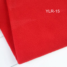 Half Meter Flesh Red Soft Polar Fleece Fabric for Sewing Kids Cloth Pet's Net Materials Fleece Fabrics Blanket YLR-15