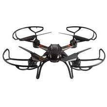 Mould King UFO 33041A Profession Drones 2.4G 4CH 6 Axis Gyro Hover Quadcopter with Propeller Protector Light RC Helicopter(China)