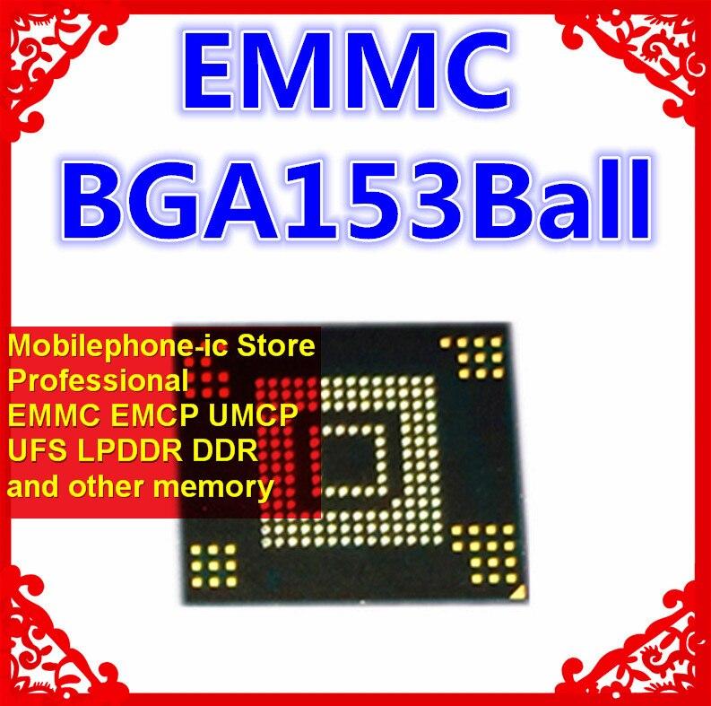1pcs Brand New SDIN8CE4-128G  eMMC 128GB NAND Flash BGA IC Chip