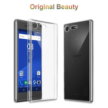 Ultra thin Crystal Case Transparent Clear For Sony Xperia Z1 Z2 Z3 Z3 Z4 Z5 Compact M2 M4 M5 C3 E3 X XA XZ XP XA1 Soft TPU Cover