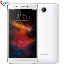 Original HOMTOM HT10 Android 6.0 Mobile Phone 4GB RAM+32GB ROM MT6797 Deca Core 1080P FHD 21MP Camera Global 4G Cell Phone