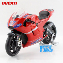Free Shipping/1:12/Diecast Motorcycle Toy Model/Desmosedici 27/Delicate Educational Collection/For Children/Festival Gift