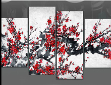 NEW 100% hand-painted famous oil painting high quality Modern flower painting DM-15050351(China)