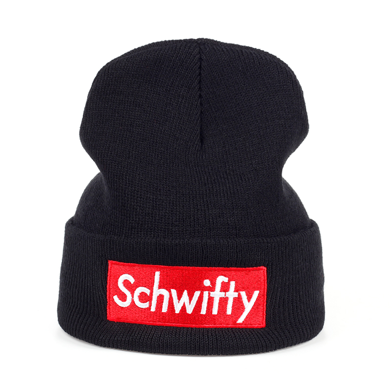 Schwifty Winter Knitted Hats