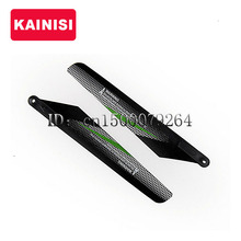 Free Shipping + Wholesale V912 Main Rotor Blade Spares for WLToys V912 single blade RC Helicopter Stone(China)