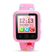 RWATCH Children GPS Smartwatch Phone Touch Screen MTK6261 SOS WiFi Bluetooth Family Numbers IP65 Waterproof Smart Wristwatch
