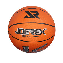 Joerex Cheap 7# Rubber Basketball Standard 7 inch Basketball ball for Street Play(China)